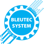Logo Bleutec System